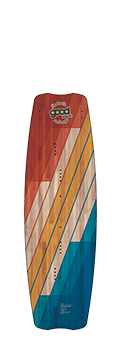 GOODBOARD AMNESIA KITEBOARD (only with Fins)